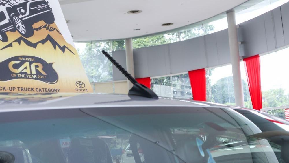 Toyota Hilux 2019 Exterior 026