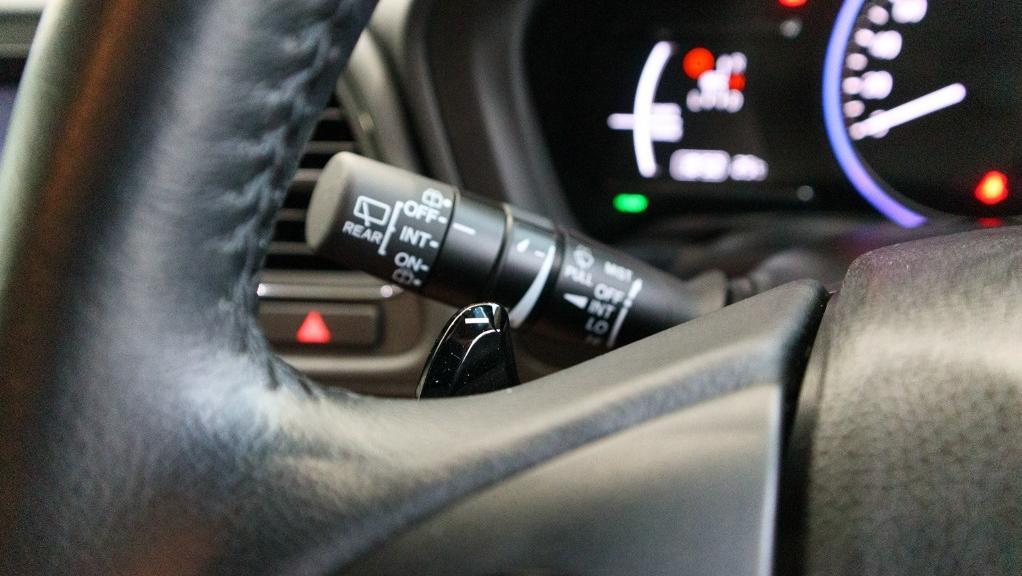 Honda HRV 2019 Interior 007