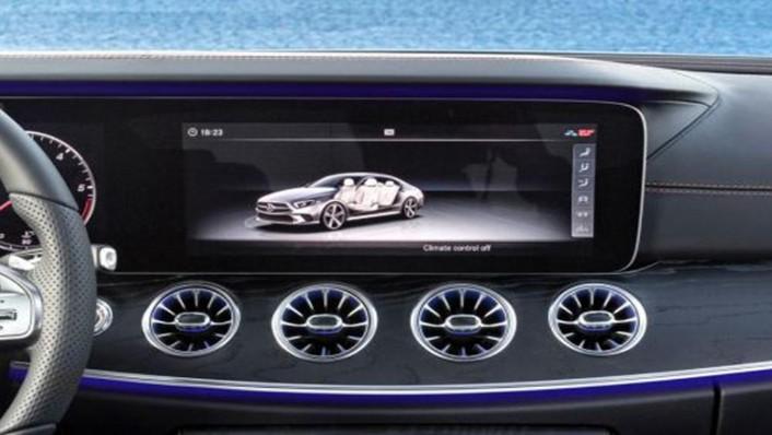 Mercedes-Benz CLS-Class 2019 Interior 007