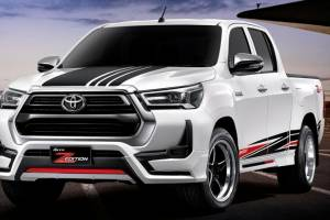 Toyota Hilux Revo Z Pick Up Gaul dari Thailand
