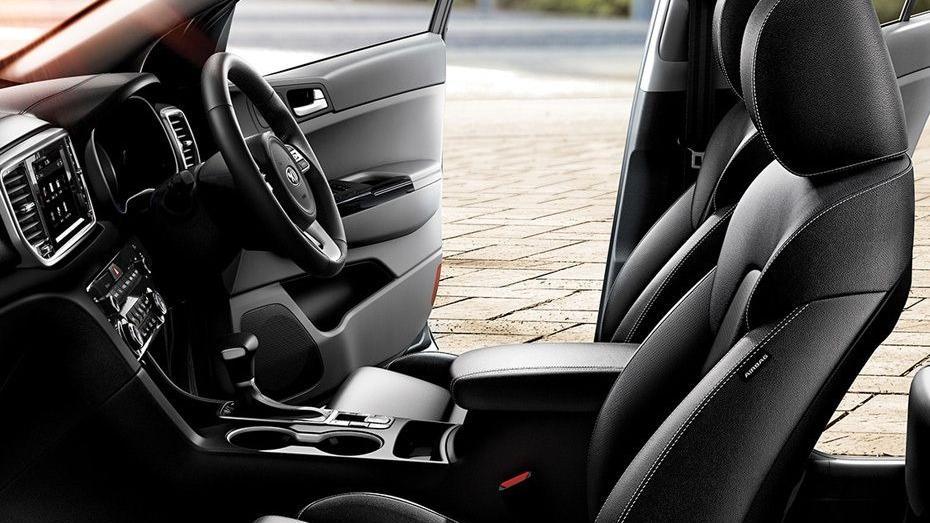 Kia Sportage 2019 Interior 007