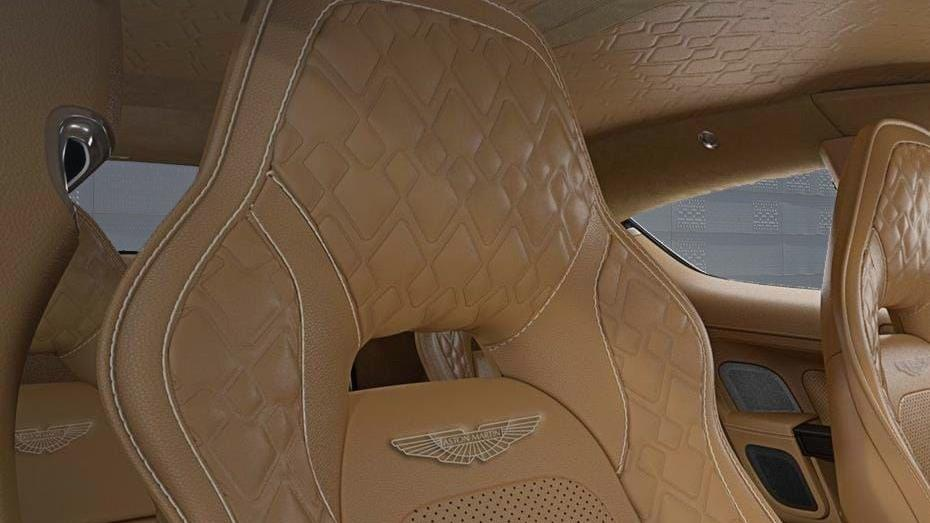 Aston Martin Rapide S 2019 Interior 003