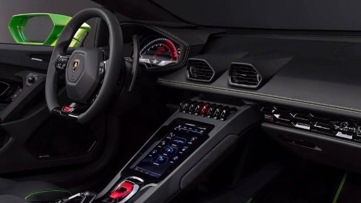 Lamborghini Huracan 2019 Interior 003