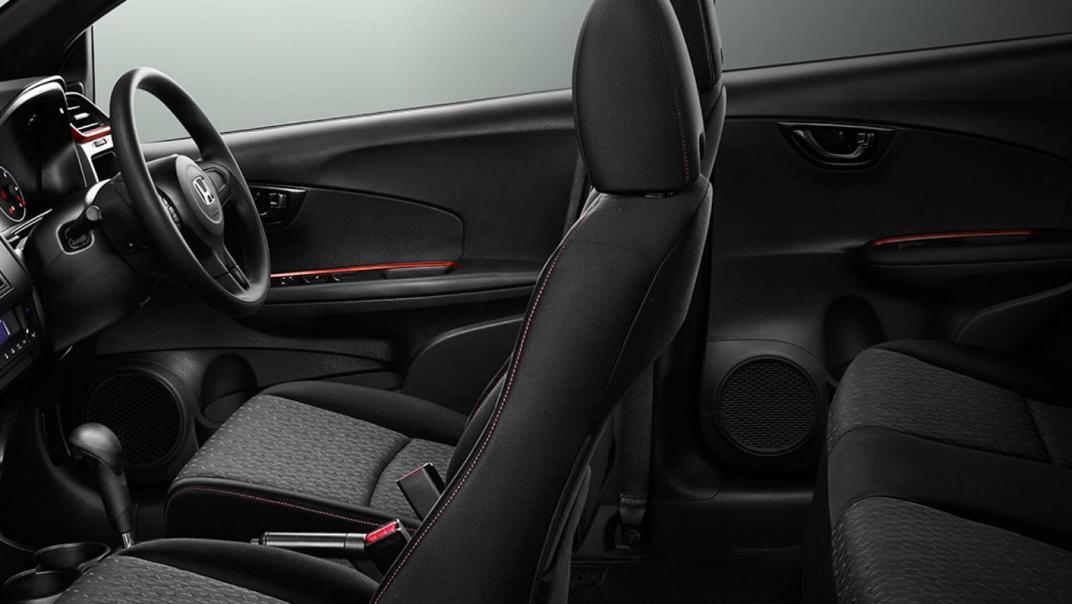 Honda Brio 2019 Interior 006