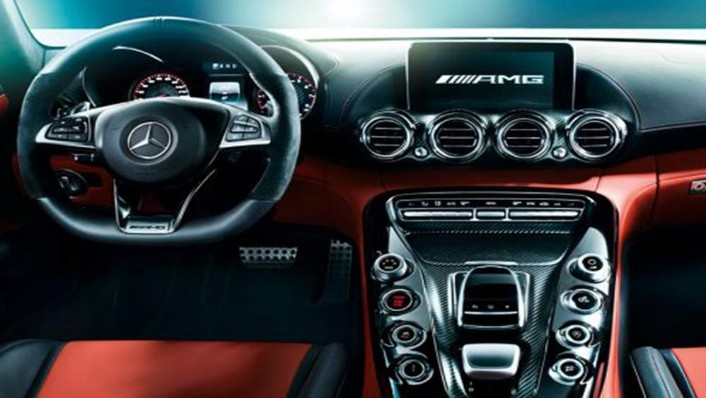 Mercedes-Benz AMG GT 2019 Interior 001