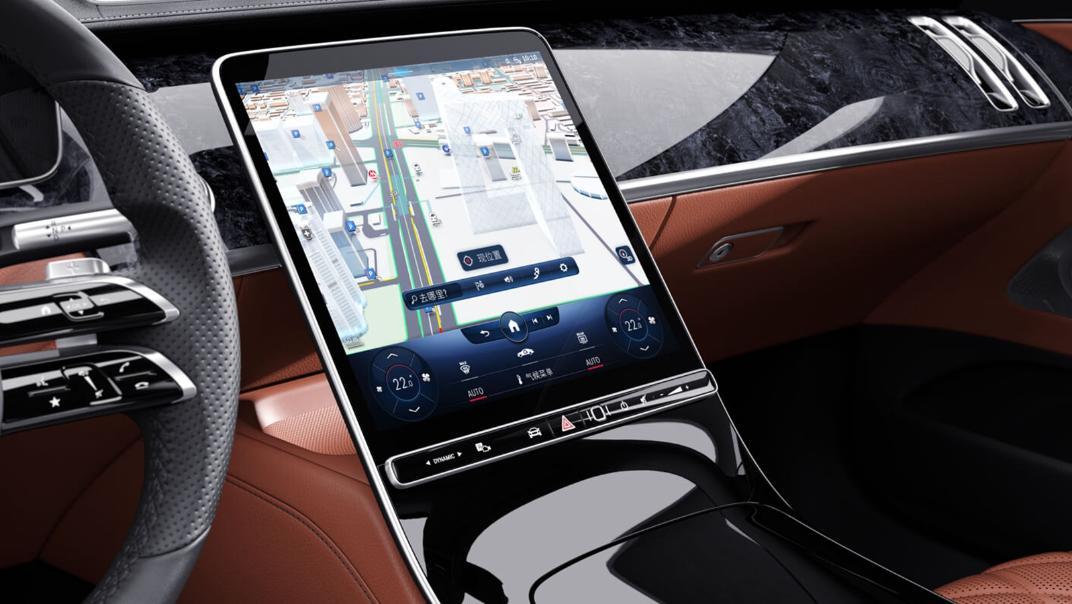 2021 Mercedes-Benz S-Class S 450 4MATIC Luxury Interior 005