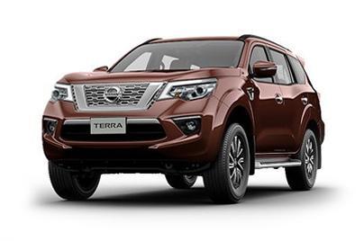 Nissan Terra 2.5L 4x4 VL AT