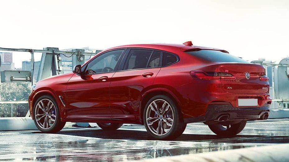 BMW X4 2019 Exterior 002