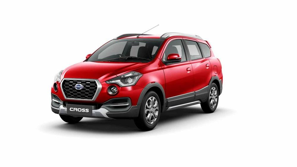 Datsun Cross 2019 Exterior 007