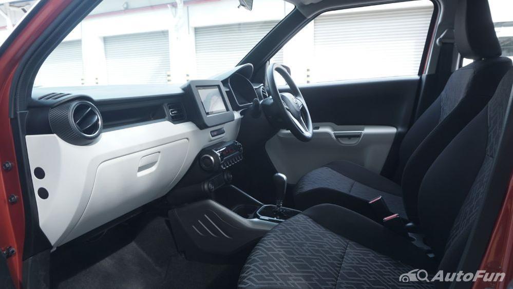 Suzuki Ignis GX AGS Interior 030