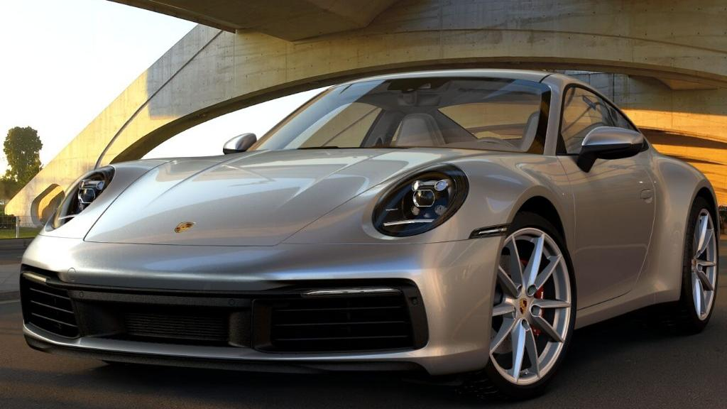 Porsche 911 2019 Exterior 046