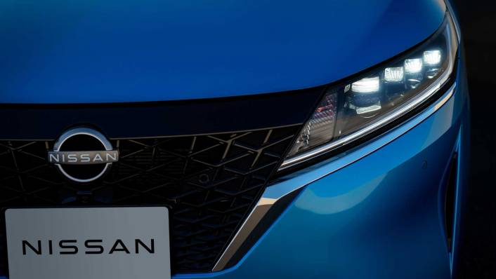 2021 Nissan Note Upcoming Version Exterior 007