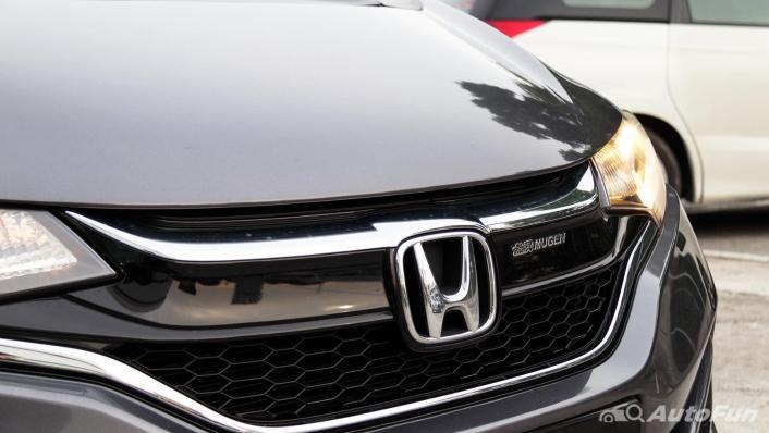 Honda Jazz 2019 Exterior 007