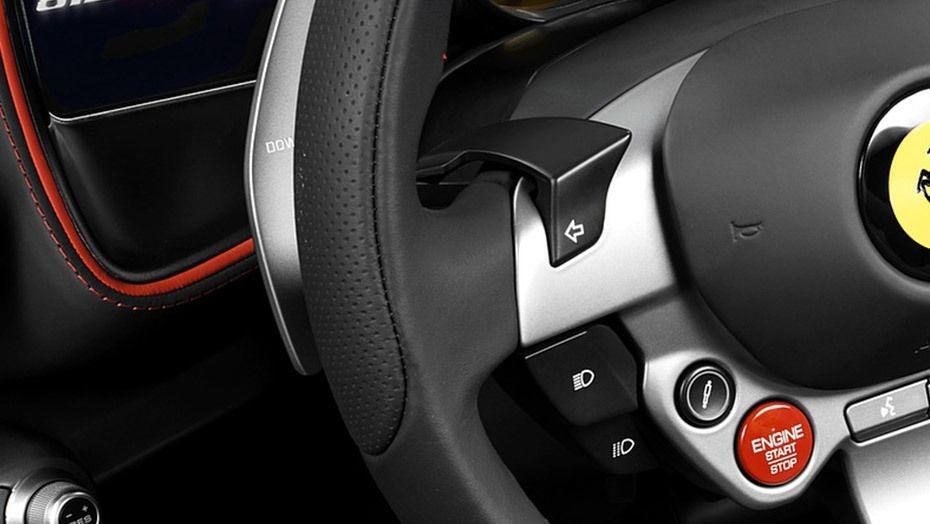 Ferrari 812 Superfast 2019 Interior 005