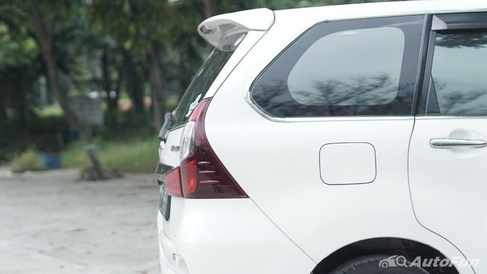 Toyota Avanza Veloz 1.3 MT Exterior 039