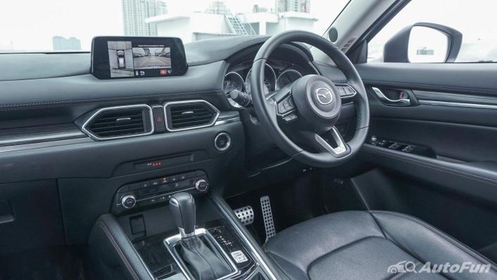 Mazda CX 5 Elite Interior 003