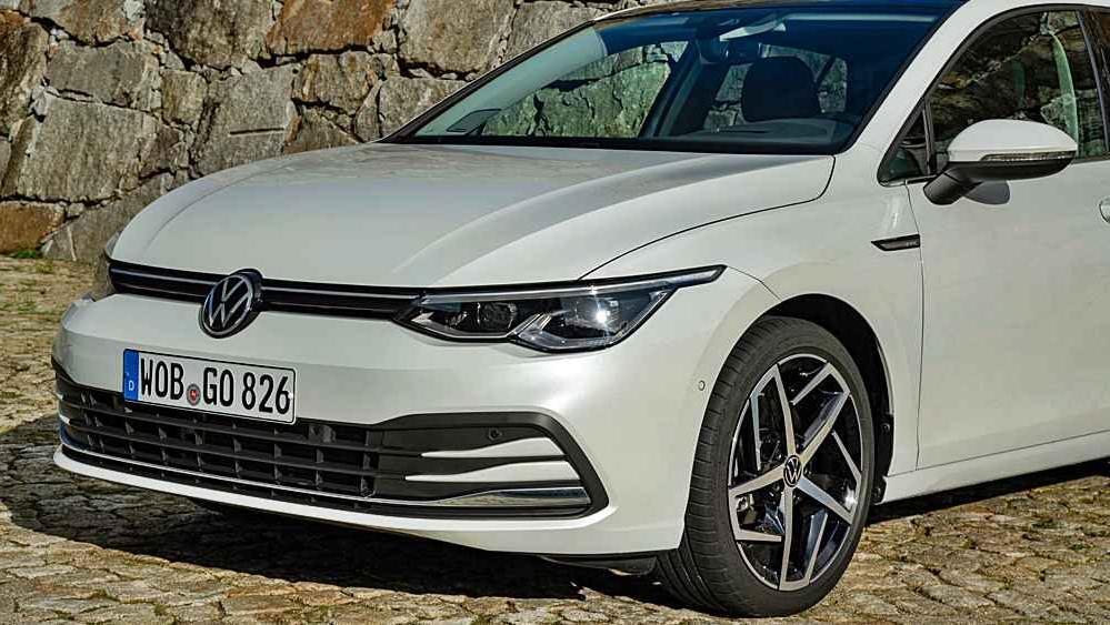 Volkswagen Golf 2019 Exterior 107