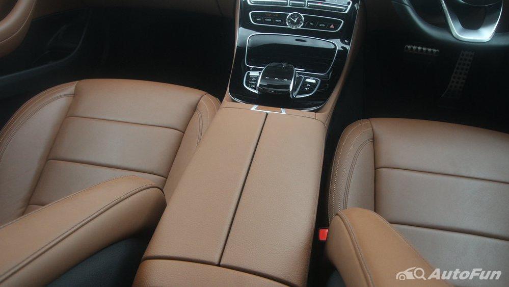 Mercedes-Benz E-Class 2019 Interior 087