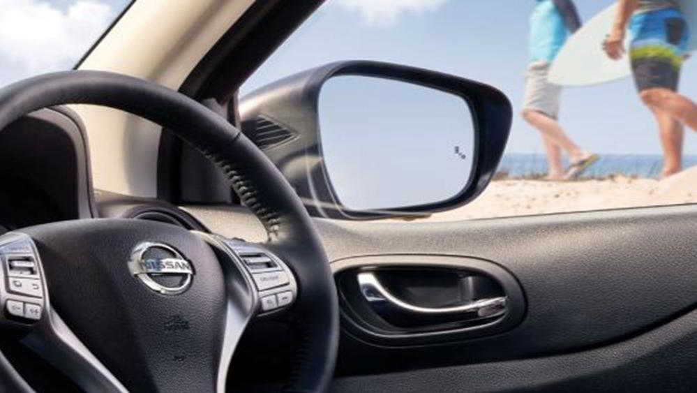 Nissan Terra 2019 Interior 004