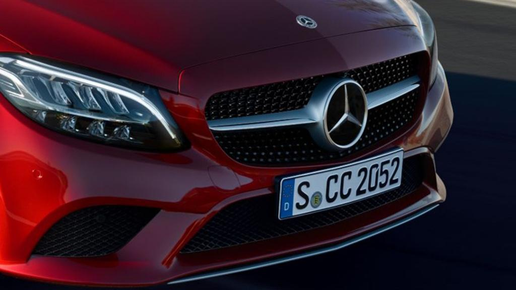Mercedes-Benz C-Class Coupe 2019 Exterior 002