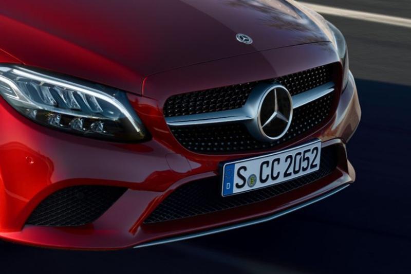 Overview Mobil: Mengetahui daftar harga terbaru dari Mercedes-Benz C-Class C 200 Avantgarde Line 02