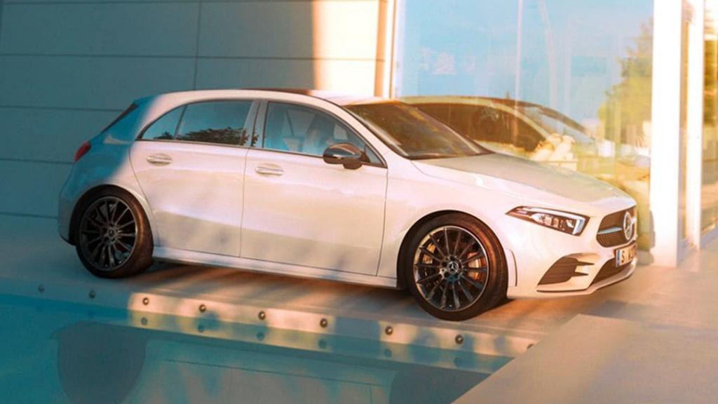 Mercedes-Benz A-Class 2019 Exterior 005