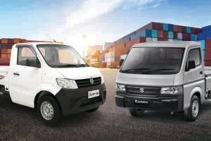 Adu Spesifikasi DFSK Super Cab Vs Suzuki Carry, Mana yang Lebih Bisa Diandalkan?