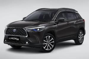 Meski Pandemi Penjualan Mobil Hybrid Malah Naik, Toyota Corolla Cross Jadi yang Terlaris