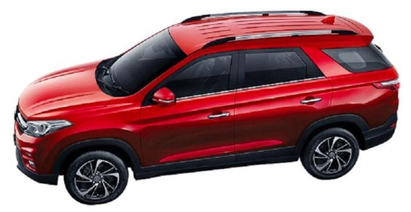 5 Low SUV Paling Murah yang Dijual di Indonesia 02