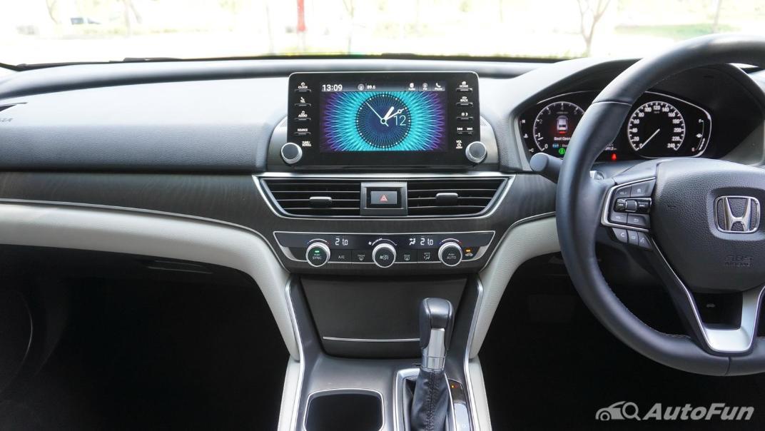 2021 Honda Accord 1.5L Interior 014