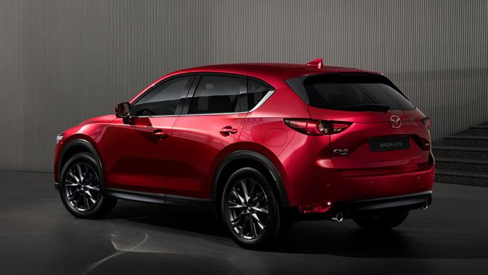 2021 Mazda CX 5 GT Exterior 003