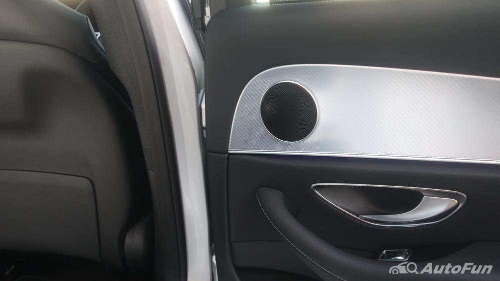 Mercedes-Benz E-Class 2019 Interior 152