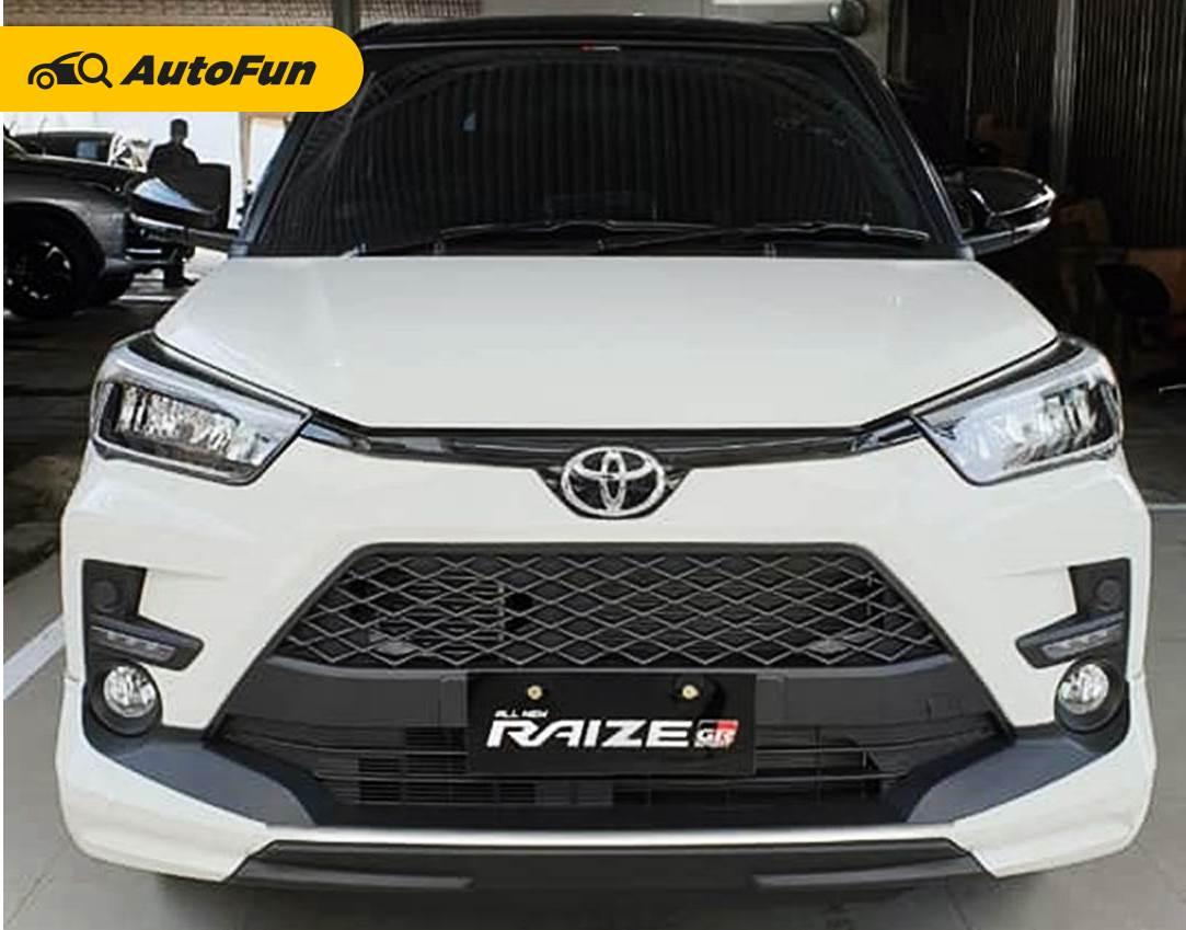 Baru Aja Rilis, Toyota Raize dan Daihatsu Rocky Sudah Muncul Faceliftnya 01