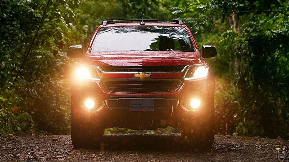 Chevrolet Colorado 2019 Exterior 021
