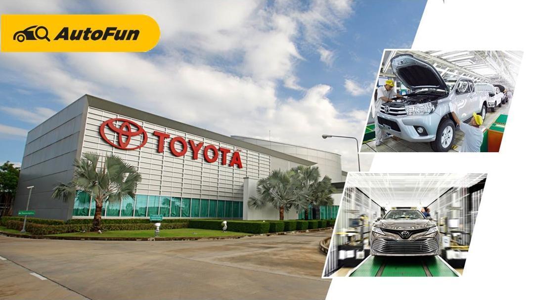Kasus Covid-19 Hantam Suplai Komponen, Toyota Tutup 3 Pabrik di Thailand. Bagaimana Nasib Toyota Corolla Cross dan Camry? 01