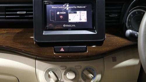 Suzuki Ertiga 2019 Interior 005