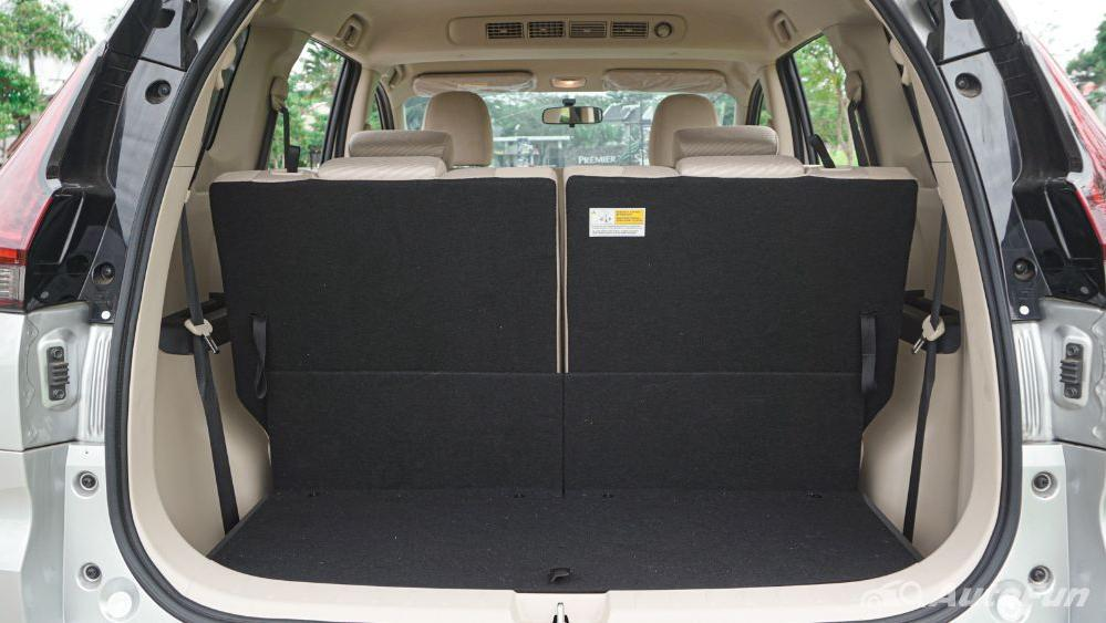 Mitsubishi Xpander Ultimate A/T Interior 036