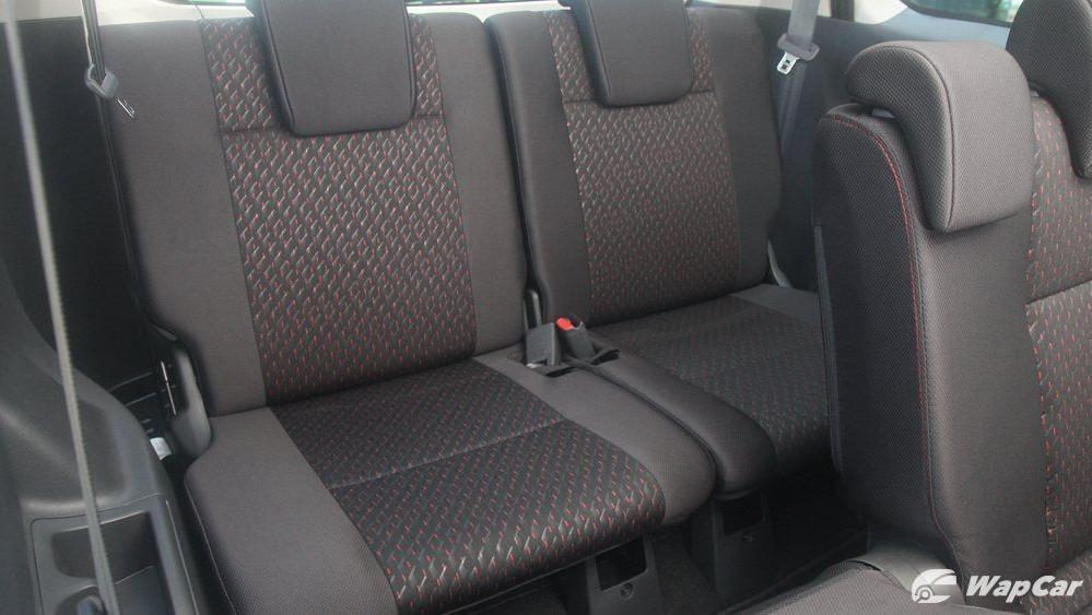 Toyota Avanza 2019 Interior 021