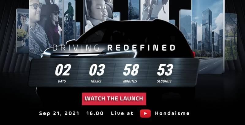 Bocoran Honda BR-V 2022 Berbasis Honda N7X Concept: Daftar Varian dan Prediksi Harga! 02