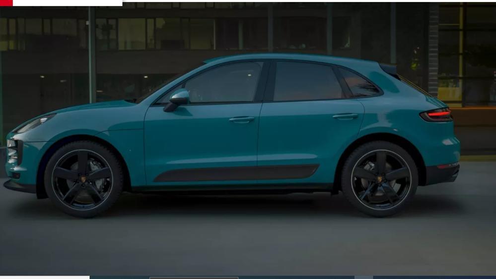 Porsche Macan 2019 Exterior 009