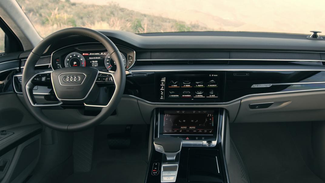 Audi A8 L 2019 Interior 001