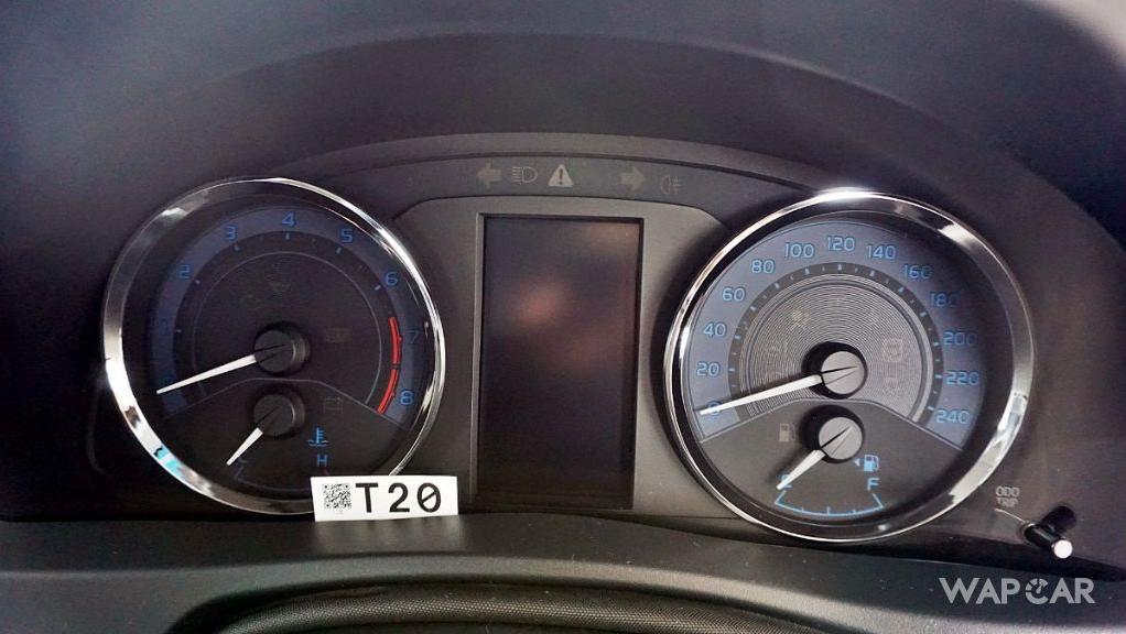 Toyota Corolla Altis 2019 Interior 171