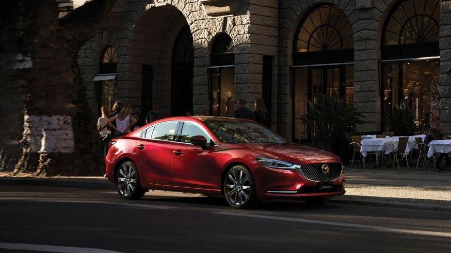 Mazda 6 2019 Exterior 001