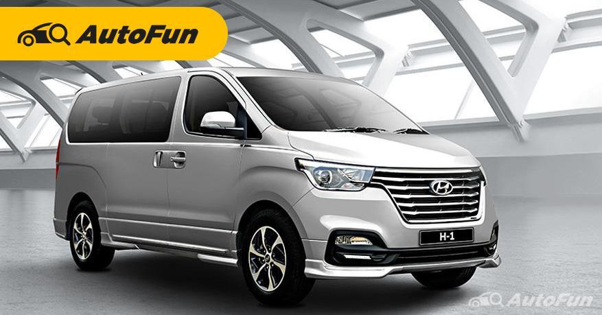 Mengulik Kelebihan dan Kekurangan Hyundai H1 yang Sangat Lega 01