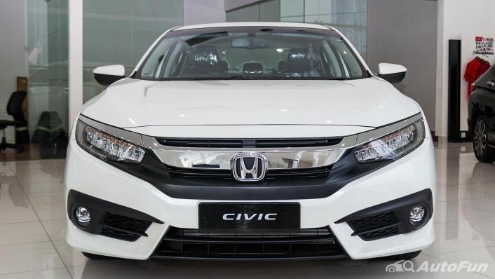 Honda Civic 2019 Exterior 002