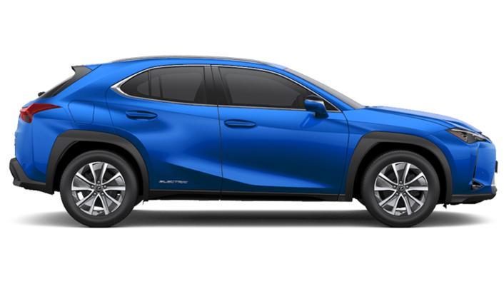 2021 Lexus UX 300e Exterior 004
