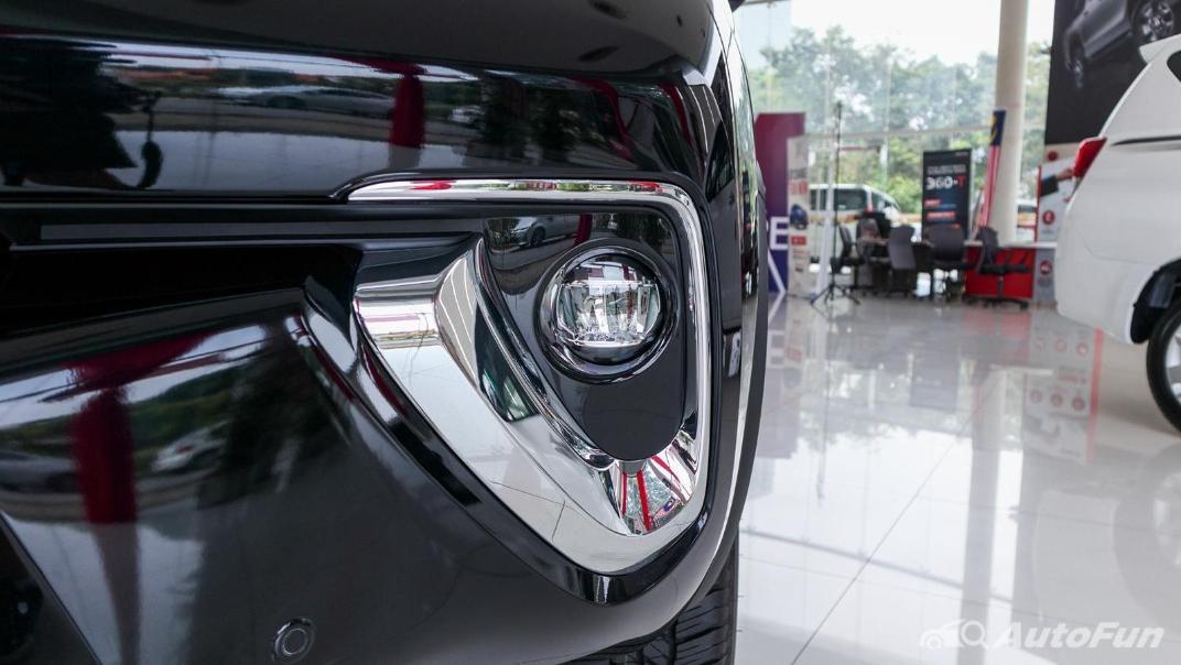 Toyota Fortuner 2019 Exterior 013