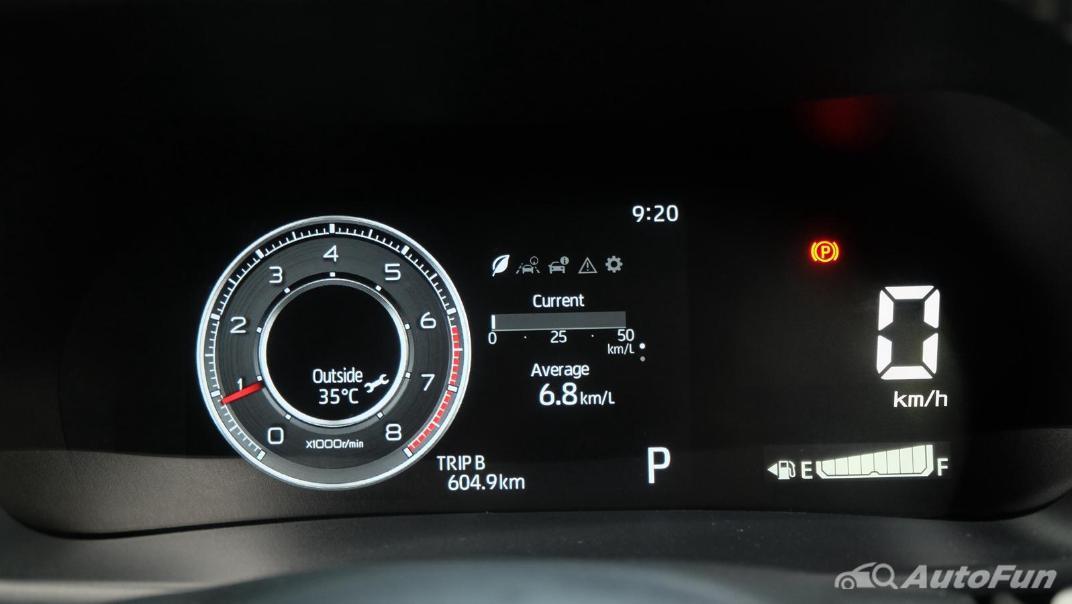 2021 Toyota Raize Interior 012