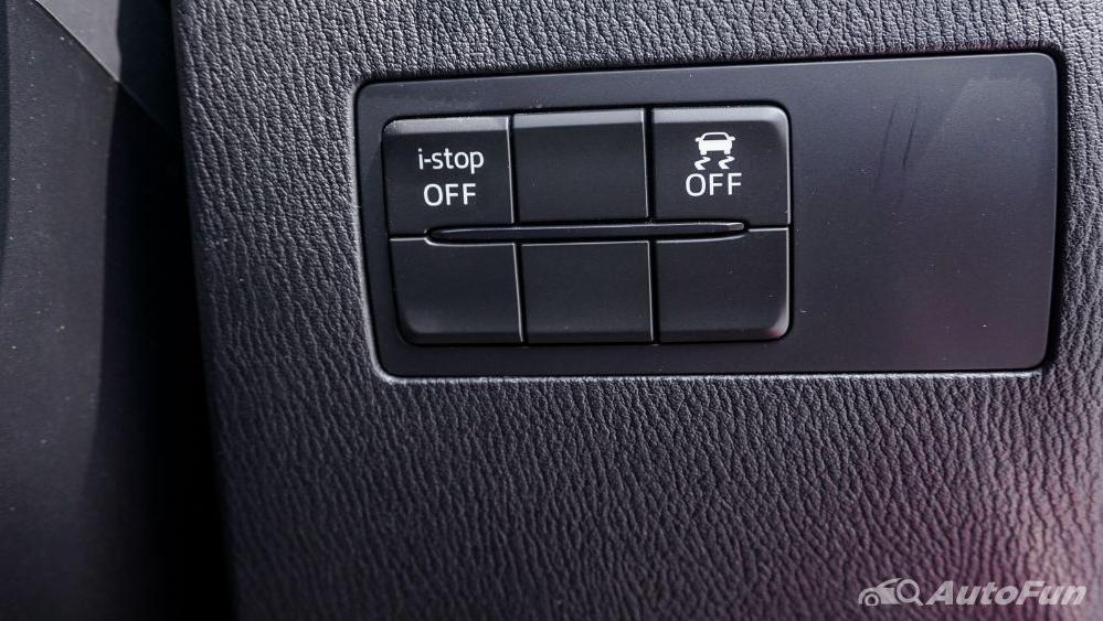 Mazda 2 GT AT Interior 024