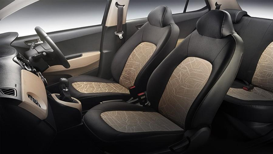 Hyundai Grand i10 2019 Interior 014